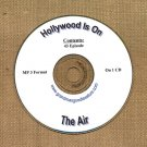 OLD TIME RADIO OTR  HOLLYWOOD IS ON THE AIR  43  EPISODES