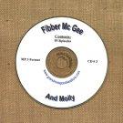 OLD TIME RADIO OTR  FIBBER McGREE & MOLLY CD #3 85  EPISODES
