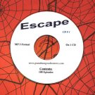 OLD TIME RADIO OTR  ESCAPE CD # 1  108   EPISODES