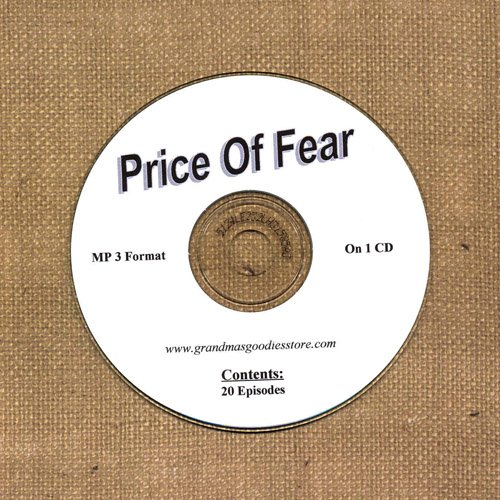 OLD TIME RADIO OTR  PRICE OF FEAR  20  EPISODES