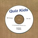OLD TIME RADIO OTR  QUIZ KIDS  77  EPISODES