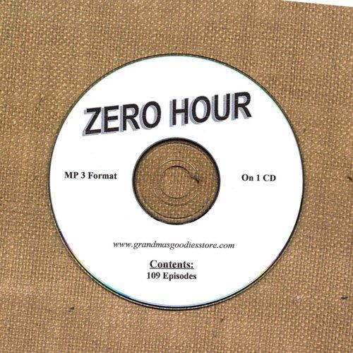 OLD TIME RADIO OTR  ZERO HOUR  109  EPISODES