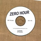 OLD TIME RADIO OTR  ZERO HOUR  109  EPISODES