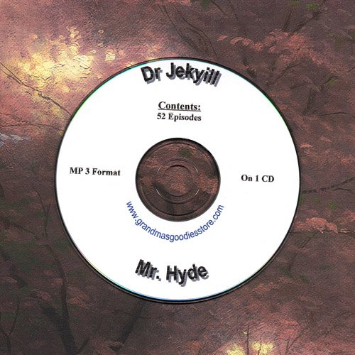 OLD TIME RADIO OTR  DR. JEKYLL & MR. HYDE  52  EPISODES