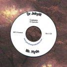 OLD TIME RADIO OTR  DR. JEKYLL & MR. HYDE  52  EPISODES