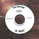 OLD TIME RADIO OTR  THE STRANGE DR. WIERD  28 EPISODES