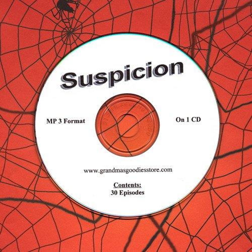 OLD TIME RADIO OTR  SUSPICION  30  EPISODES  ON CD