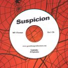 OLD TIME RADIO OTR  SUSPICION  30  EPISODES  ON CD
