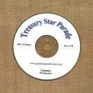 OLD TIME RADIO OTR  TREASURY STAR PARADE  99  EPISODES  ON CD