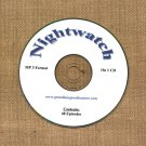 OLD TIME RADIO SHOWS OTR   NIGHTWATCH  48 EPISODES  ON CD