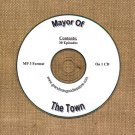 OLD TIME RADIO SHOWS OTR   MAYOR OF THE TOWN  30  EPISODES  ON CD
