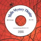 OLD TIME RADIO SHOWS   MOLLE MYSTERY THEATER  46  EPISODES  ON CD