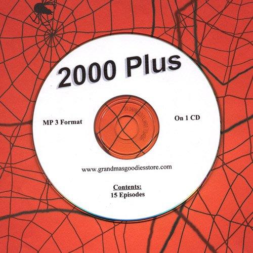 OLD TIME RADIO OTR   2000 PLUS    15  EPISODES  ON CD