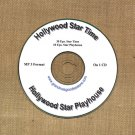 OLD TIME RADIO OTR HOLLYWOOD STAR TIME & STAR PLAYHOUSE  48 EPISODES ON CD