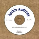 OLD TIME RADIO OTR   ARCHIE ANDREWS  56 EPISODES  EPISODES ON CD
