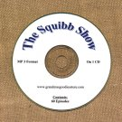 OLD TIME RADIO OTR   THE SQUIBB SHOW  60 EPISODES  EPISODES ON CD