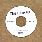 OLD TIME RADIO OTR   THE LINE UP  50 GREAT EPISODES  EPISODES ON CD