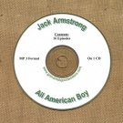 OLD TIME RADIO  OTR   JACK ARMSTRONG  16 EPS. ON CD