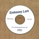 OLD TIME RADIO SHOWS   EMBASSY LARK 30 EPS.  OTR
