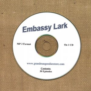 OLD TIME RADIO SHOWS   EMBASSY LARK 30 EPS.  OTR