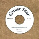 OLD TIME RADIO SHOWS   GUEST STAR THEATER 51 EPS. ON CD  OTR