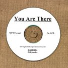 OLD TIME RADIO SHOWS  YOU ARE THERE 56 EPS. ON CD OTR