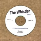 OLD TIME RADIO SHOWS  THE WHISTLER CD# 4 114 EPS. ON CD OTR