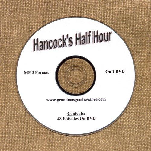 OLD TIME RADIO SHOWS  HANCOCK'S HALF HOUR 48 EPS. ON DVD OTR
