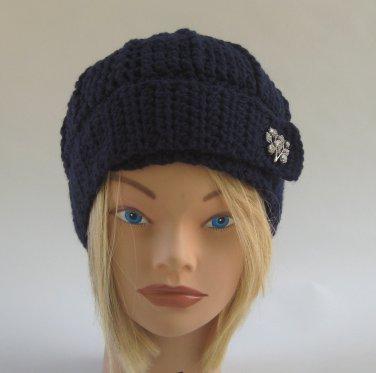 Handmade Crochet Beanie Pre-Teen to Adult Women