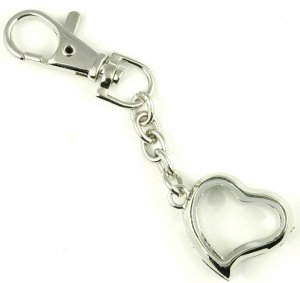 """All My Heart"" Keychain"