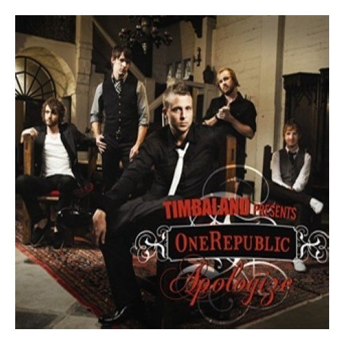 Apologize One Republic Timbaland - Piano Music Sheet