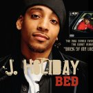 Bed by J. Holiday - Piano Music Sheet