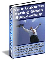 Your Guide to Setting Goals Successfully eBook + BONUS