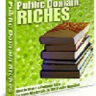 PUBLIC DOMAIN RICHES Resell  MAKE MONEY + FREE BONUS