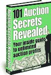 101 AUCTION SECRETS REVEALED ebook Make Money + BONUS