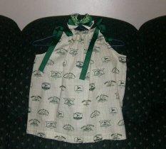 John Deere Pillow Case Dress