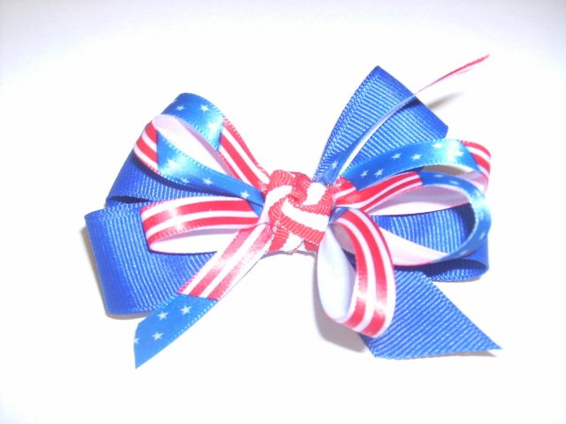 Fourth Of July Bow