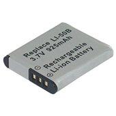 New Olympus LI-50B Digital Camera Battery Pack