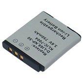 Pentax D-LI68, DL-i68, D-L168 Digital Camera Battery