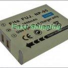 Fujifilm FinePix F30, F31fd, X100, Real 3D W1 camera battery, new battery 1-year warranty