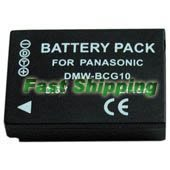 Panasonic Lumix DMC-ZS1 Digital Camera Battery