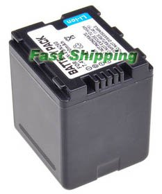 Panasonic VW-VBN260 Rechargeable Camcorder Battery