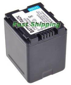 Panasonic VBN260, VWVBN260, VW-VBN260-K, VW-VBN260GK Camcorder Battery