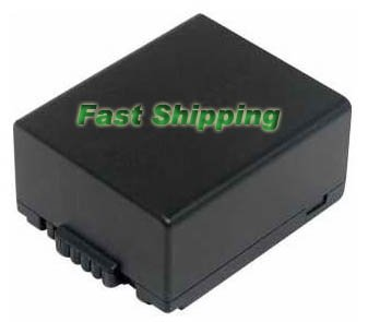 Panasonic Lumix DMC-G10 Digital Camera Battery, new battery 1-year warranty