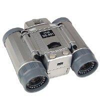 BinoCatch 4x28 Digital Binoculars w/Built-In Digital Camera/Camcorder