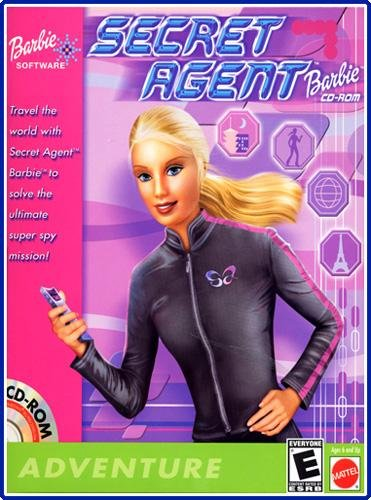 Barbie Secret Agent - XP