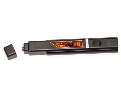 Black Cobra 300,000 Volt Pen Size Stun Gun