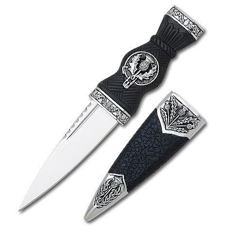 Highlander Sgian Dubh Dagger with Sheath