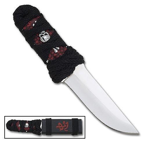 Tanto Skull Dagger with Sheath