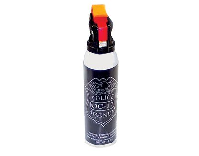 Police Magnum 16 Ounce OC-17 Riot Buster Pepper Spray